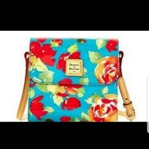 Dooney and Bourke Roses Letter Carrier